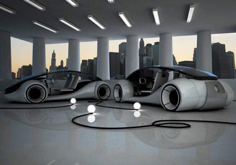 داگ فیلد اپل تسلا پروژه تایتان