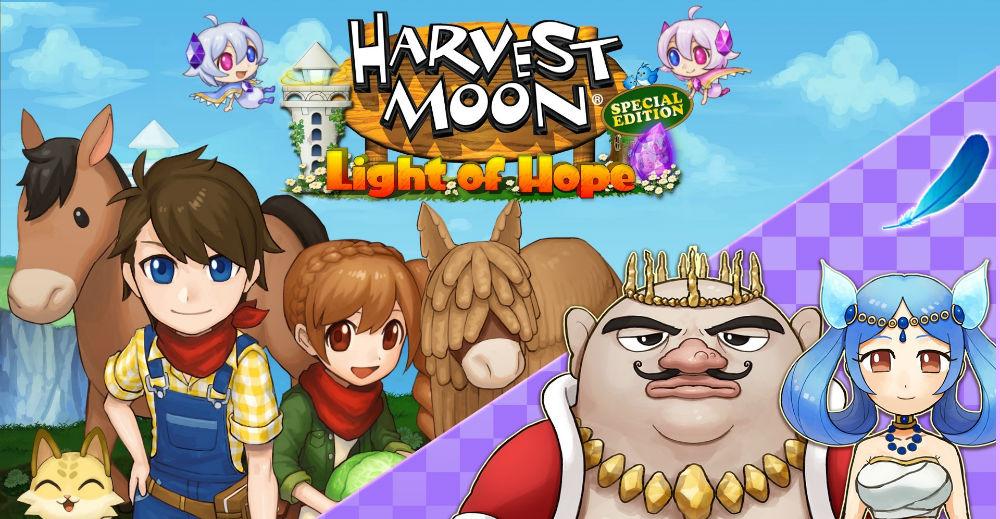 بررسی بازی Harvest Moon: Light Of Hope