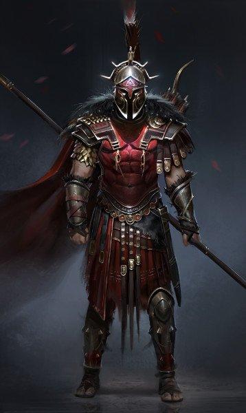 assassins creed odyssey concept art gamescom 2018 1 w600 - تصاویر و تریلرهای جدید Assassin's Creed Odyssey نوید تجربهای حماسی میدهند [تماشا کنید]
