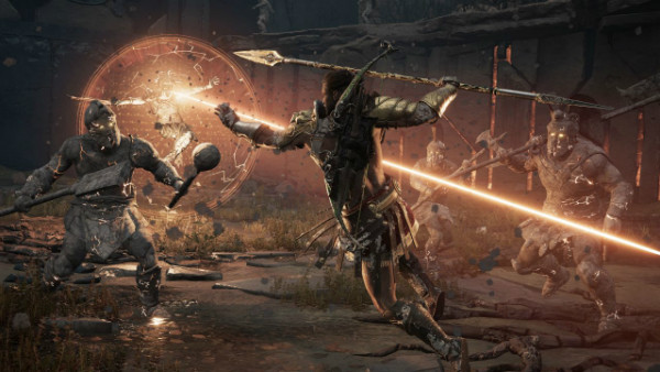 assassins creed odyssey gamescom 2018 screens 12 w600 - تصاویر و تریلرهای جدید Assassin's Creed Odyssey نوید تجربهای حماسی میدهند [تماشا کنید]