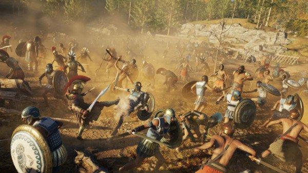 assassins creed odyssey gamescom 2018 screens 2 w600 - تصاویر و تریلرهای جدید Assassin's Creed Odyssey نوید تجربهای حماسی میدهند [تماشا کنید]
