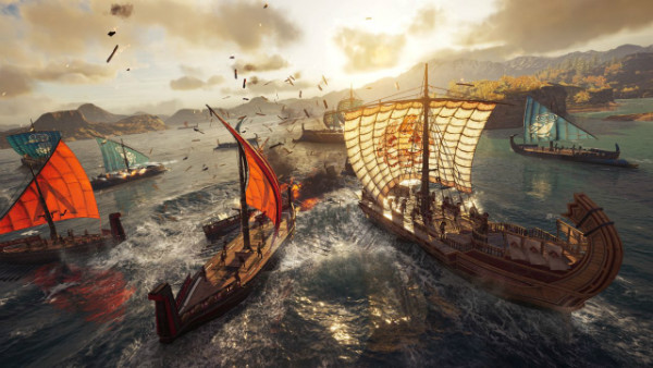 assassins creed odyssey gamescom 2018 screens 3 w600 - تصاویر و تریلرهای جدید Assassin's Creed Odyssey نوید تجربهای حماسی میدهند [تماشا کنید]