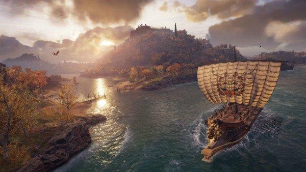 assassins creed odyssey gamescom 2018 screens 7 w600 - تصاویر و تریلرهای جدید Assassin's Creed Odyssey نوید تجربهای حماسی میدهند [تماشا کنید]