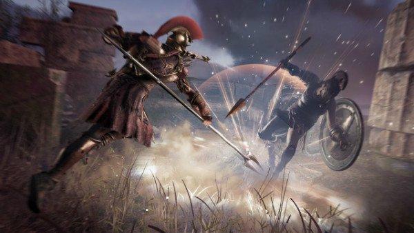 assassins creed odyssey gamescom 2018 screens 9 w600 - تصاویر و تریلرهای جدید Assassin's Creed Odyssey نوید تجربهای حماسی میدهند [تماشا کنید]