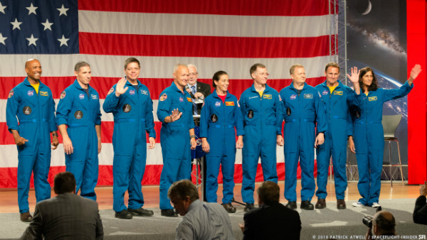 ccp astronaut announcement patrick atwell 16936 - ناسا اسامی اولین مسافران سفر تجاری به فضا را اعلام کرد