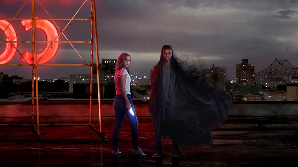 بررسی سریال Cloak and Dagger