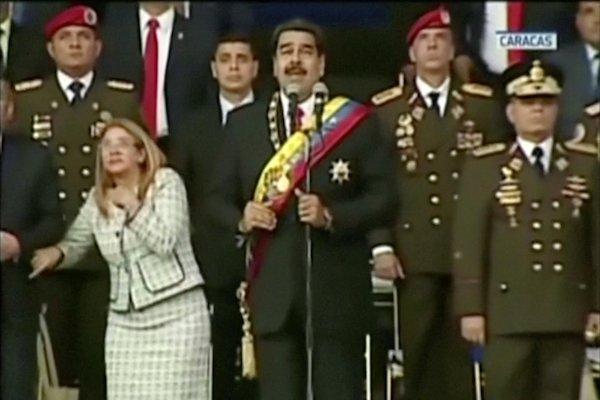 dims 4 - سوء قصد به جان رئیس جمهور ونزوئلا با پهپاد