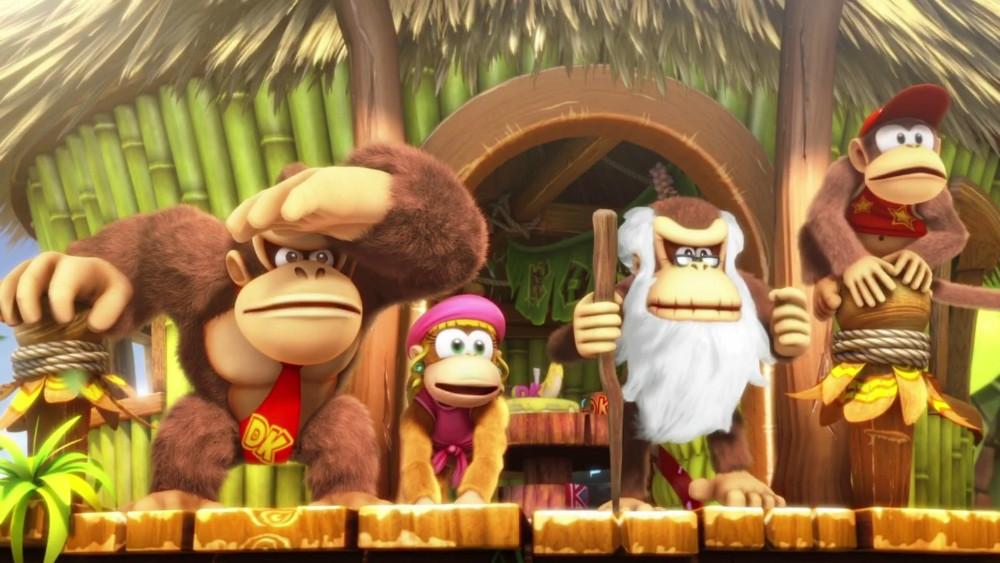 بازی Donkey Kong