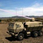 ارتش آمریکا به دنبال ساخت یک سلاح لیزری قدرتمند متحرک است