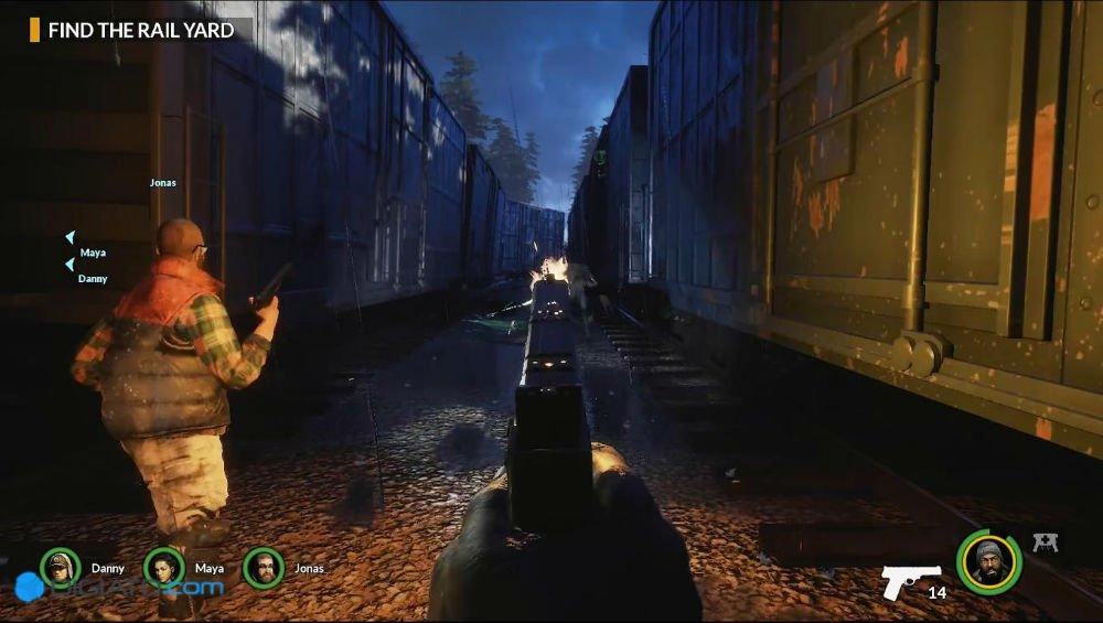 بررسی بازی Earthfall