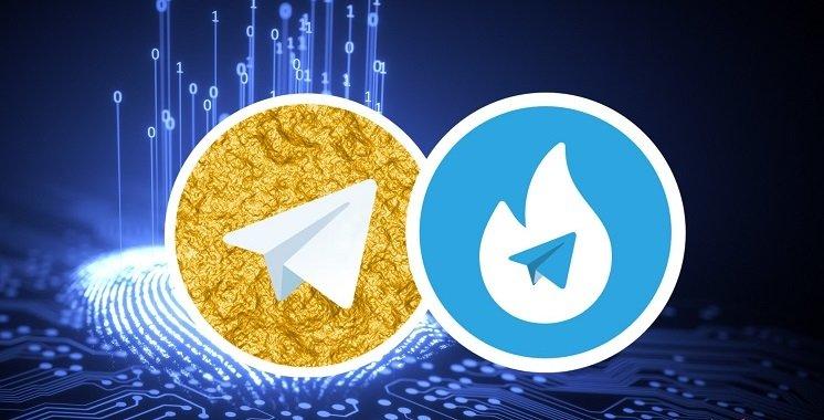 مدیر تلگرام طلایی