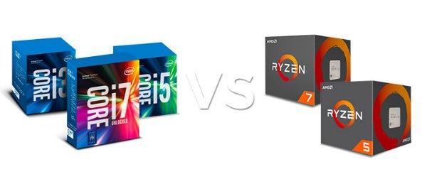 غلبه AMD بر اینتل