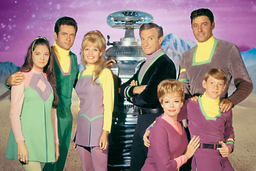 بررسی سریال Lost in Space