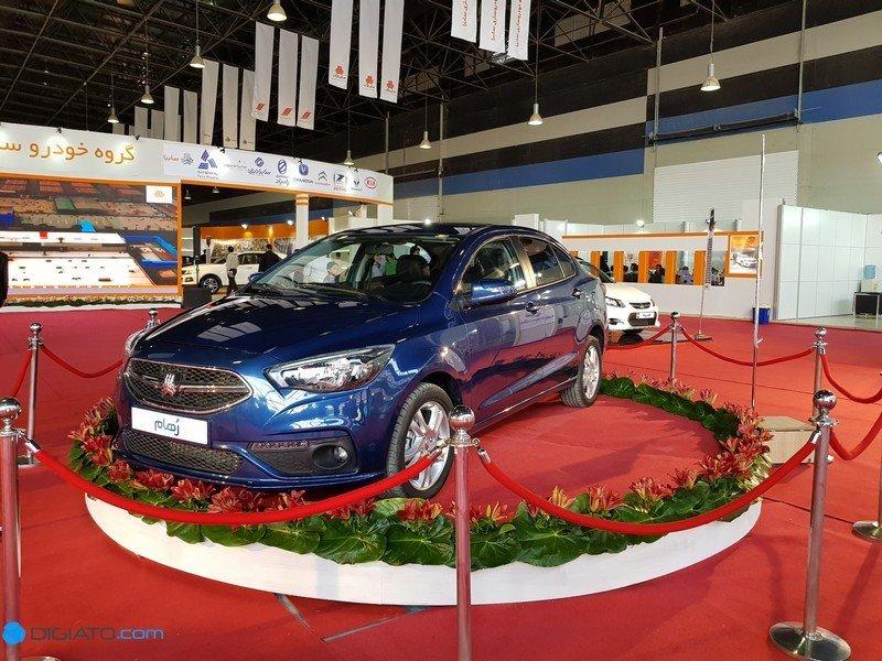 mashdad car exhibition 02 گزارش اختصاصی دیجیاتو از نمایشگاه خودرو مشهد؛ تنگنای خودروسازان در پساتحریم اخبار IT