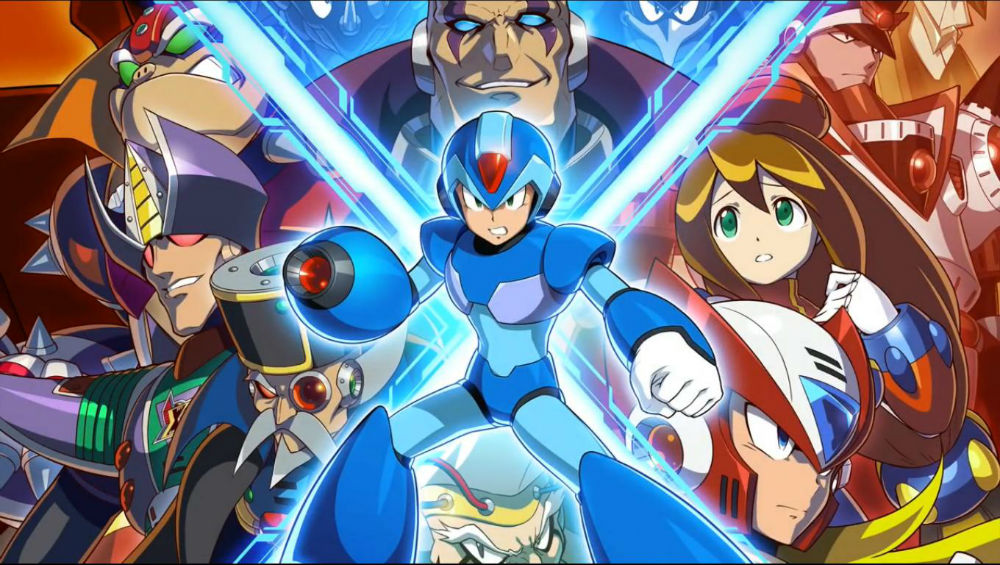 بررسی بازی Mega Man X Legacy Collection