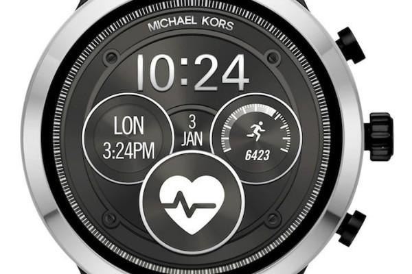 michael kors access runway close - مایکل کورس ساعت هوشمند مبتنی بر Wear OS معرفی کرد