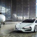 سوپر اتومبیل میلان رد با شتابی زیر 2.5 ثانیه؛ رقیب جدید بوگاتی شیرون از اتریش ظهور کرد