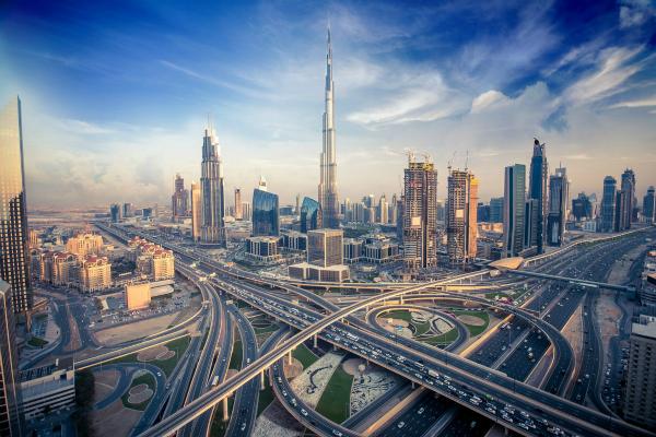 سیستم حمل و نقل دبی