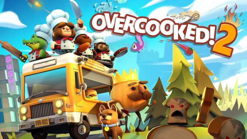 بررسی بازی Overcooked 2؛ آشپزی به شرط خنده