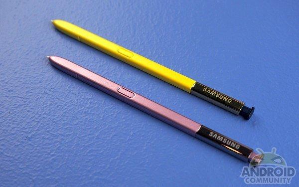 قلم گلکسی نوت 9