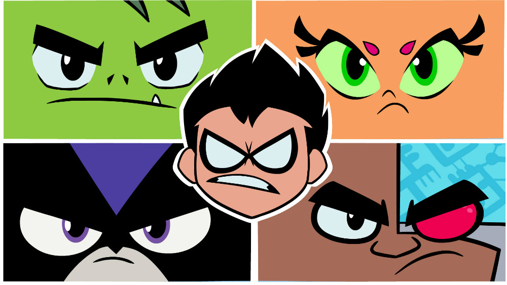 انیمیشن Teen Titans Go To the Movies