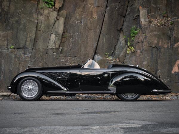 12. آلفارومئو 8C 2900B Lungo Spider by Touring مدل 1939 – فروخته شده به قیمت 19.8 میلیون دلار توسط حراجی RM Sotheby's در سال 2016