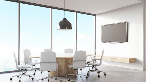 1528229169 hub 1 - لنوو با ThinkSmart Hub 700 صدای دالبی را به اتاق کنفرانس میآورد