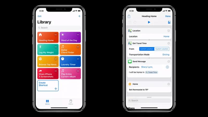 ویژگی های تازه iOS 12