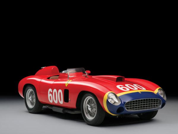 4. فراری 290 MM by Scaglietti مدل 1956 – فروخته شده به قیمت 28.05 میلیون دلار توسط حراجی RM Sotheby's در سال 2015