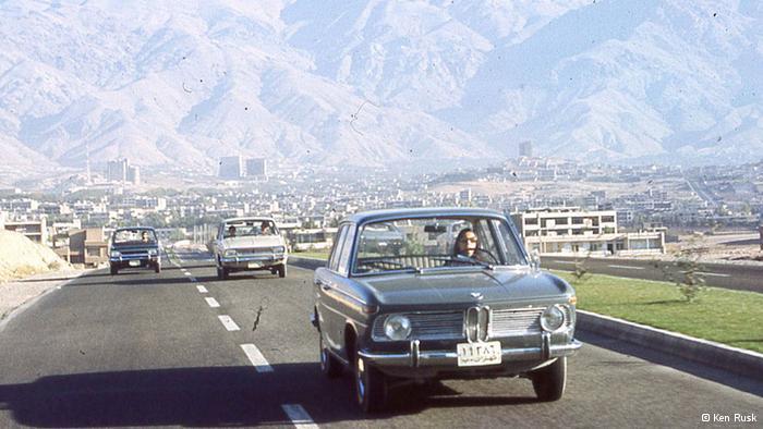صنعت خودروسازی در ایران