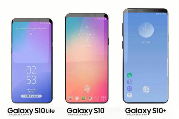 Alleged Galaxy S10 benchmark hints at new screen aspect ratio and design w600 - مشخصات دوربین سه گانه گلکسی اس 10 لو رفت