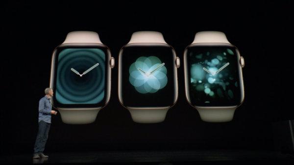 اپل واچ نسل چهارم