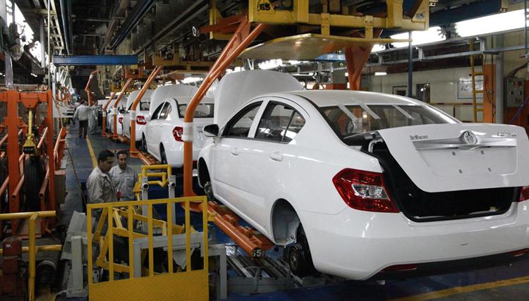 افزایش قیمت خودروهای مونتاژی