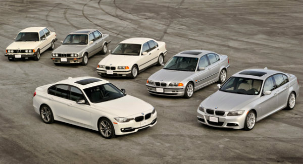 BMW-3-Series-history