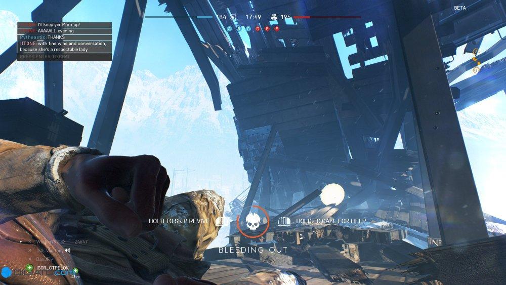 Battlefield V 09.10.2018 22.21.49.01 w1000 - بررسی بتا عمومی Battlefield V؛ خوب، بد و زشت