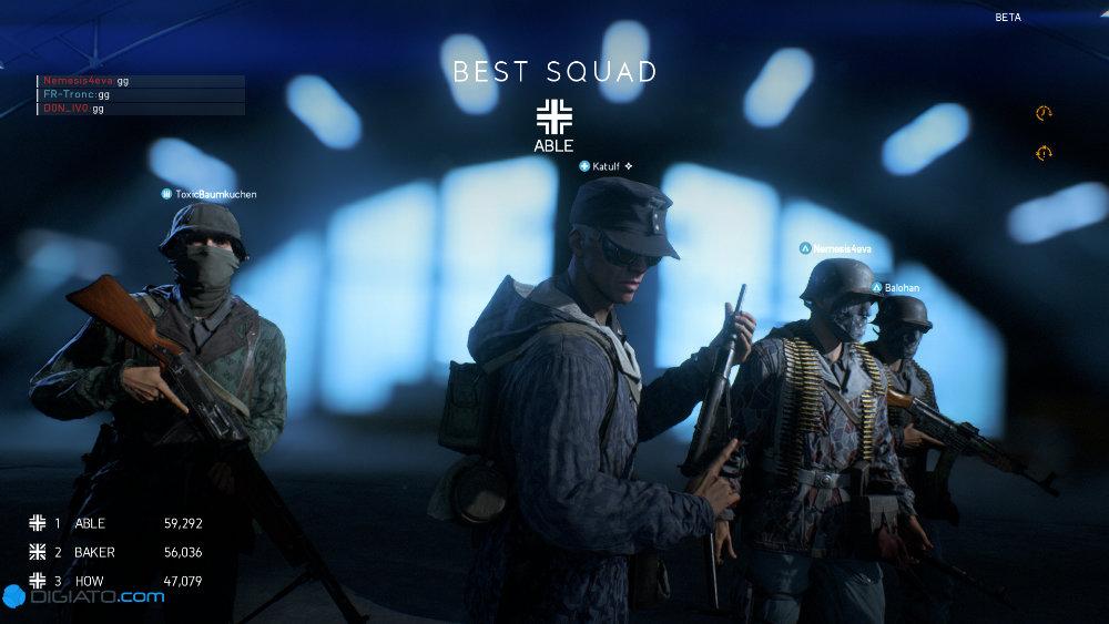 Battlefield V 09.11.2018 12.37.40.03 w1000 - بررسی بتا عمومی Battlefield V؛ خوب، بد و زشت