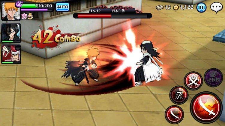Bleach Brave Souls w750 بهترین بازیهای موبایل که از روی انیمههای ژاپنی ساخته شدهاند اخبار IT