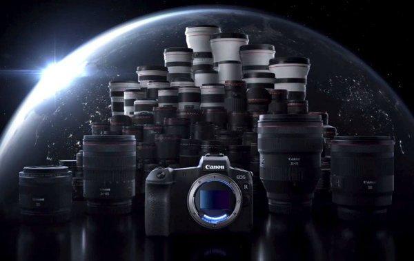 دوربین EOS R کانن