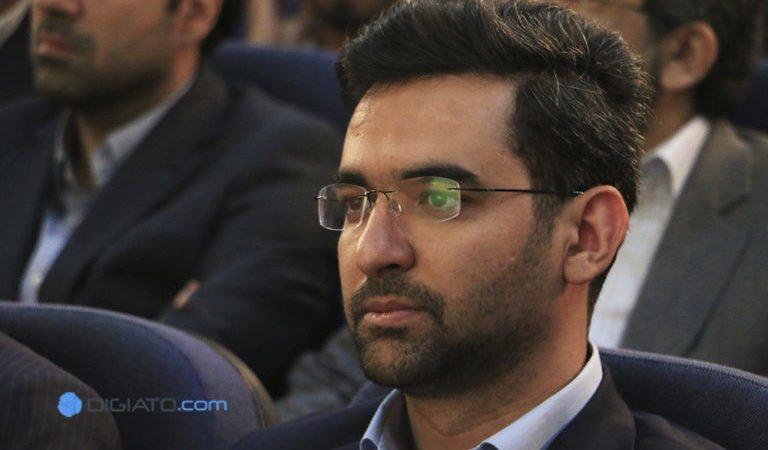وزیر ارتباطات و فیلترینگ