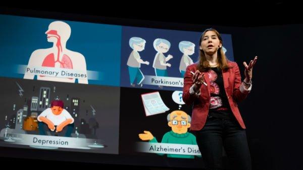 محققان MIT با امواج رادیویی میتوانند سلامت افراد را از پشت دیوار بررسی کنند