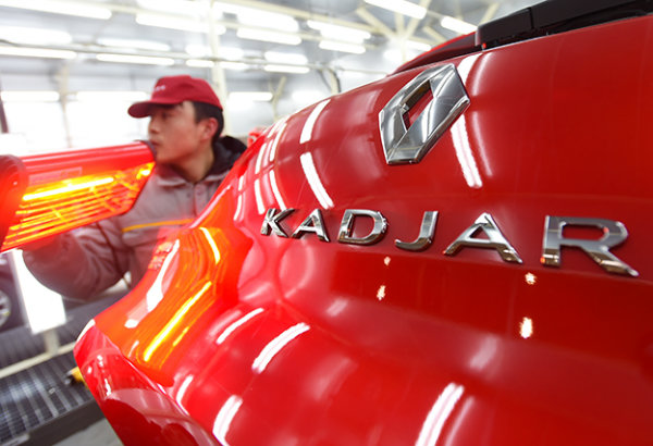 Dongfeng Renault Becomes Only French Car JV to Post Sales Growth in China