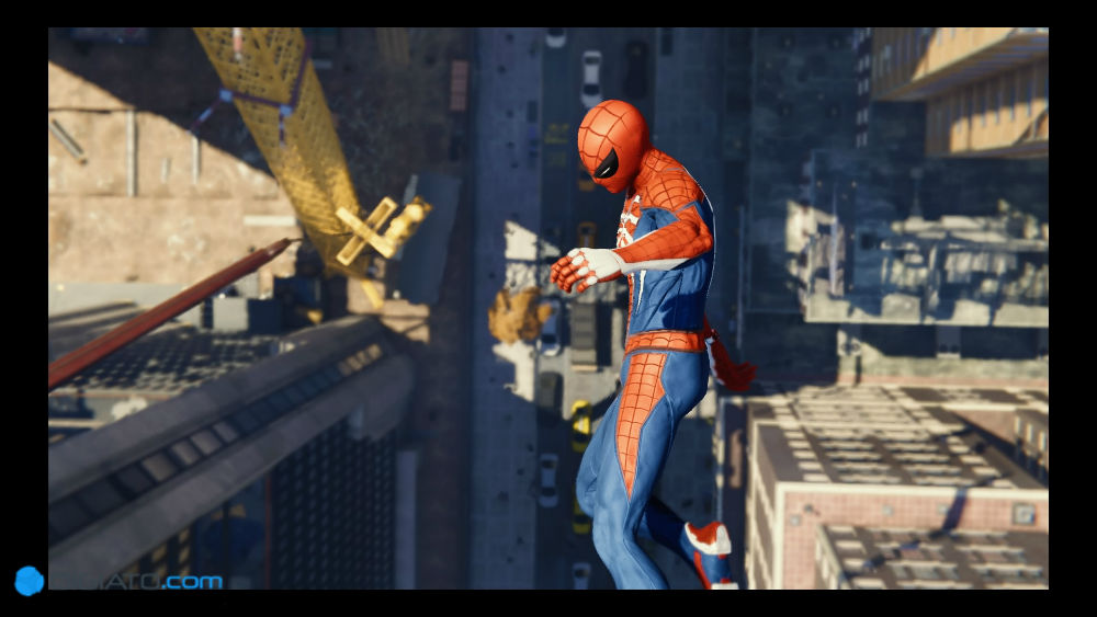 بررسی بازی SpiderMan