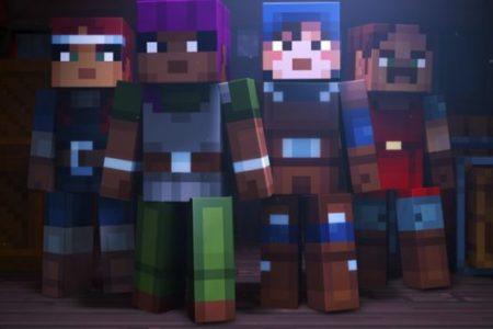 بازی Minecraft: Dungeons معرفی شد؛ ماینکرفت با چاشنی نقشآفرینی [تماشا کنید]