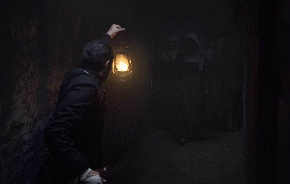 بررسی فیلم the nun