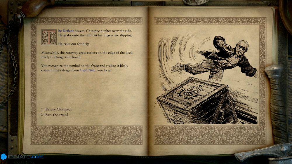 بازی Pillars of Eternity II: Deadfire