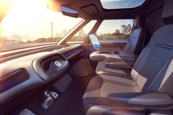Volkswagen Reveals I.D. BUZZ CARGO (3)