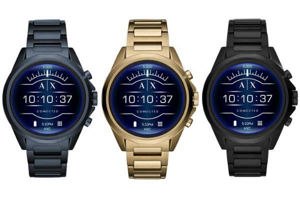 ساعت هوشمند آرمانی