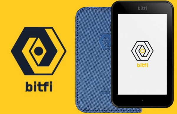کیف پول Bitfi