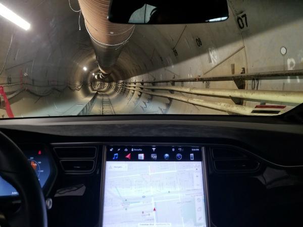 بورینگ کمپانی حفر دومین تونل زیرزمینی مرکز کنوانسیون لاس وگاس را تمام کرد