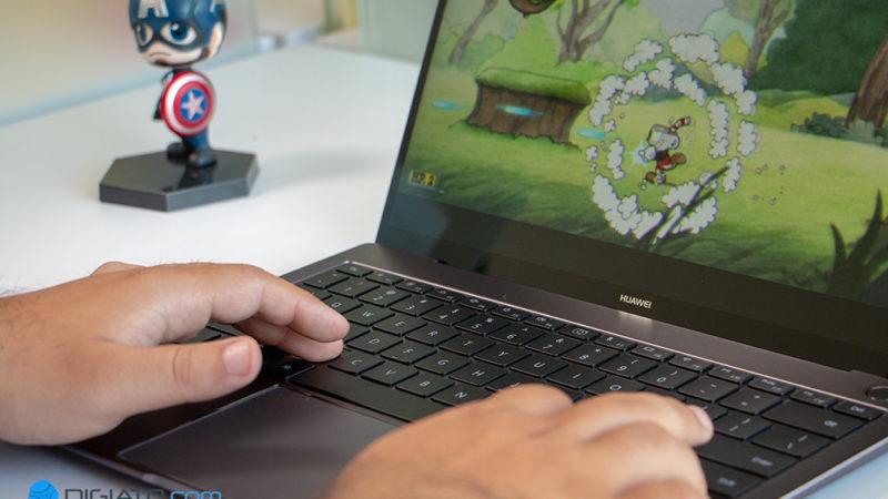 بررسی دیجیاتو: لپ تاپ هواوی میت بوک ایکس پرو